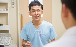 直方 すずき内科クリニック 鈴木院長の問診
